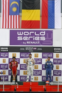 Podium finishes, Nurburgring