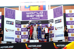 Fairuz emerges 2nd in the Championship, the highest accolade a Malaysian has achieved in the motorsport world